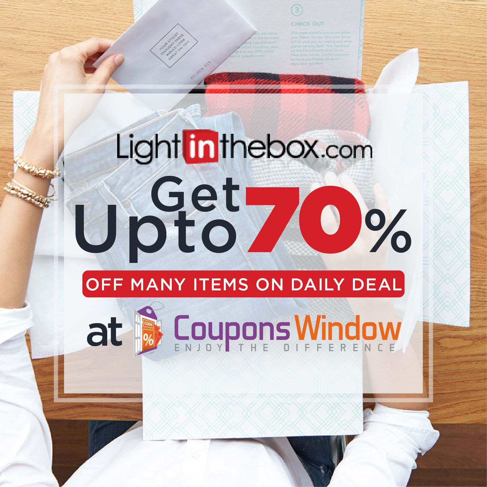 Get Up to 70 Off Many Items On Daily Deal Coupon Deals