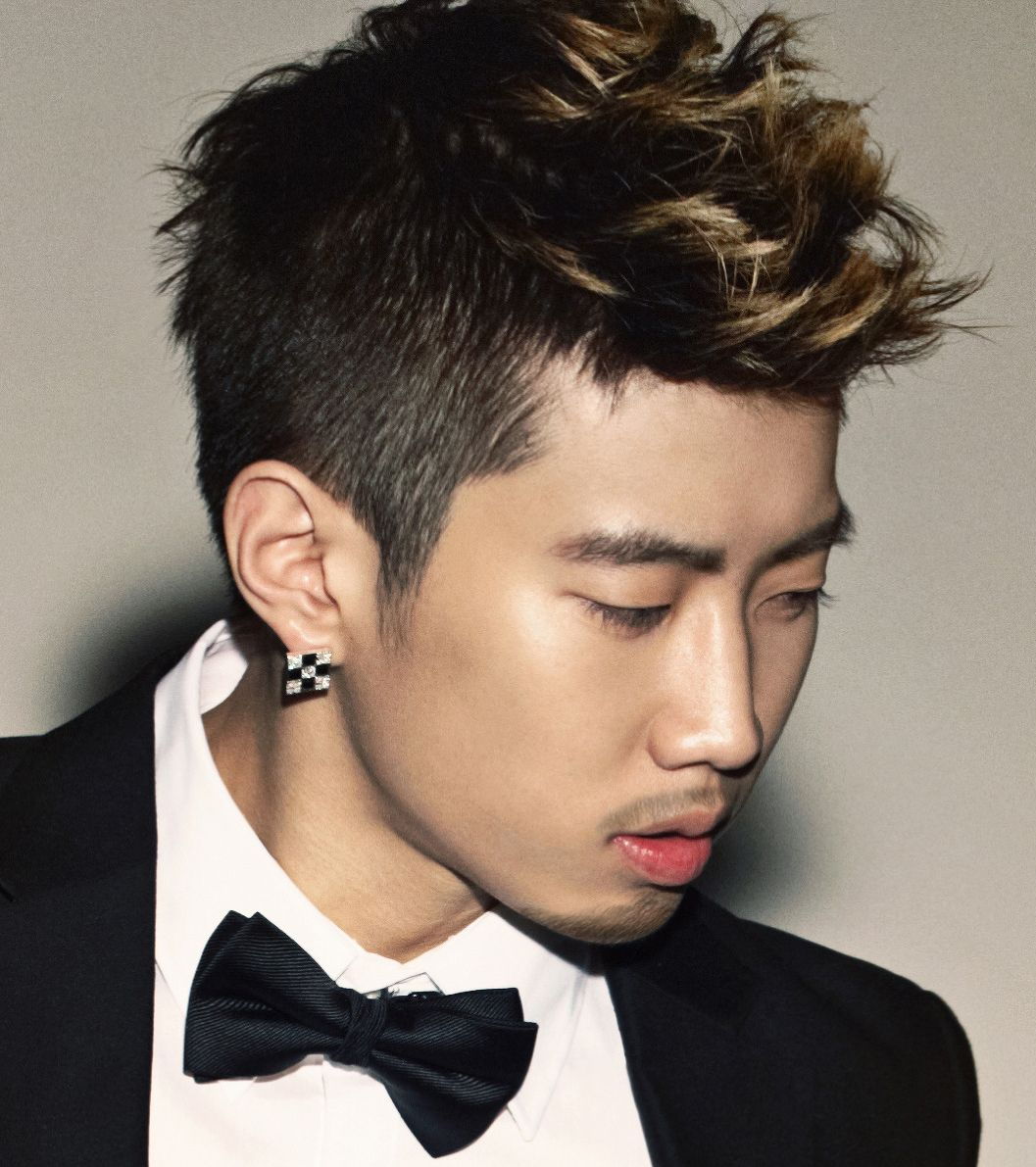 Jay Park  Boys hair highlights, Men hair highlights, Mens hairstyles