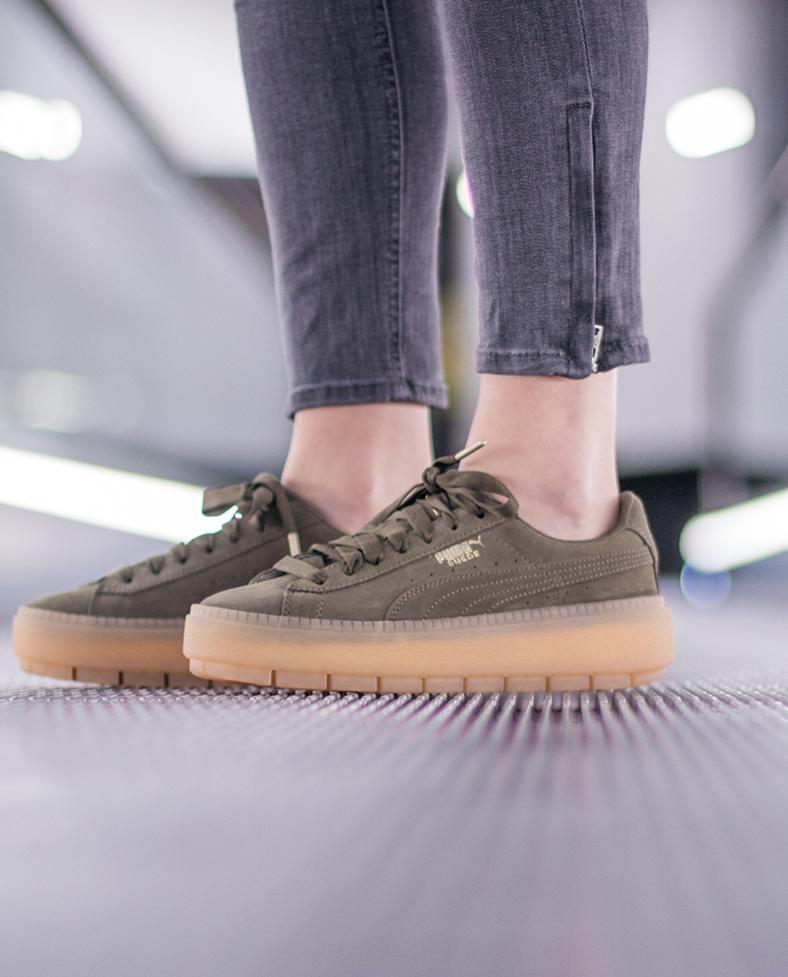 Go big or go home ⚡️ | Puma, Puma platform, Sneakers