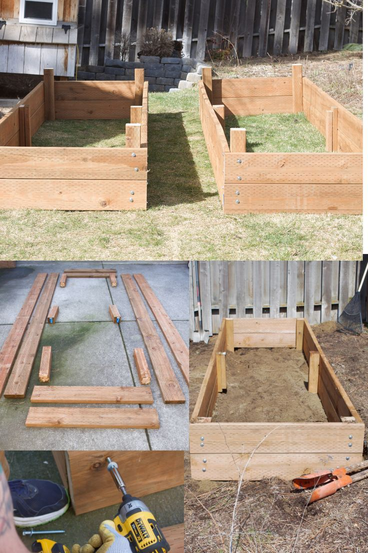How To Build Raised Garden Beds (That Will Last) Full Tutorial & Pictures