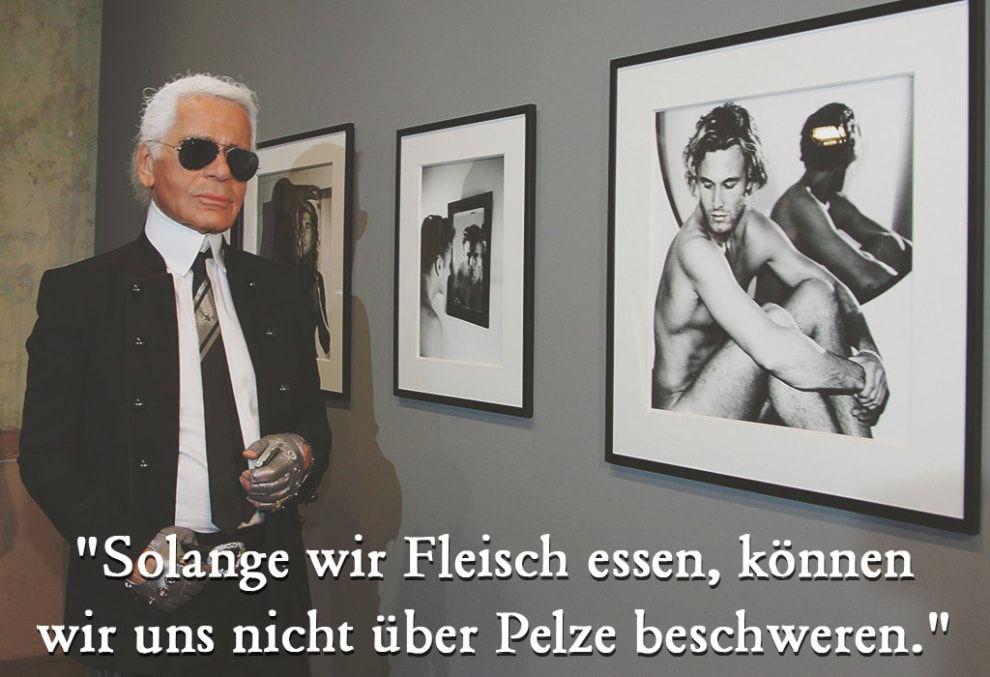 Photo of 21 bissige Sprüche von Karl Lagerfeld, für die er unvergessen bleibt
