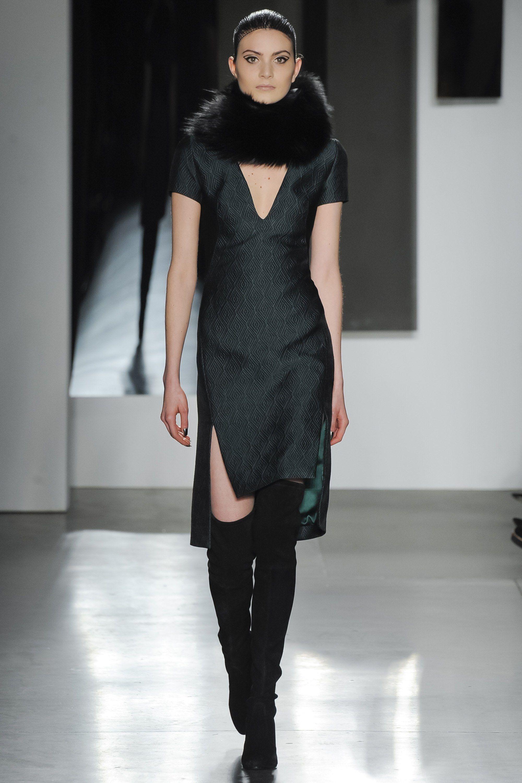 Pamella Roland Fall 2016 Ready-to-Wear Fashion Show