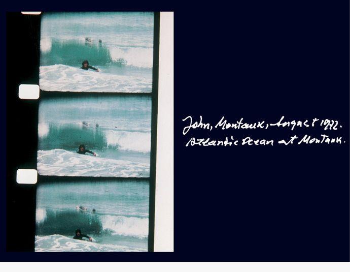 Après Paris en juillet août, agnès b. présente la série This side of paradise de Frozen Film Stills, par Jonas Mekas dans sa galerie boutique new-yorkaise...En 1999, à l'occasion de l'exposition présentée à la galerie du jour, agnès b. a édité This...