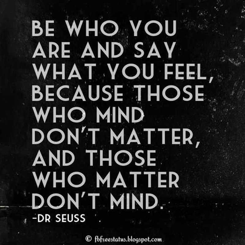 Inspirational Dr Seuss Quotes About Life Curiosity Happiness