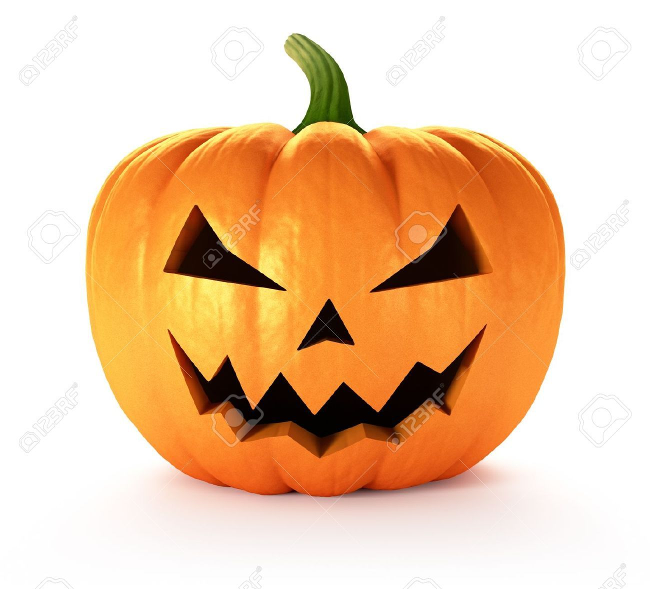 Resultado de imagen de calabazas de halloween que den miedo