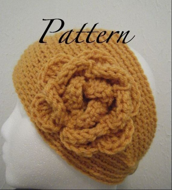 Crochet Headwrap Pattern Free Crochet Headwrap Pattern Thing I