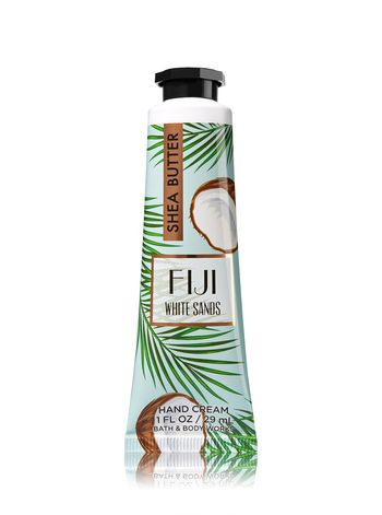 Fiji White Sands Hand Cream Bath And Body Works Bath Body