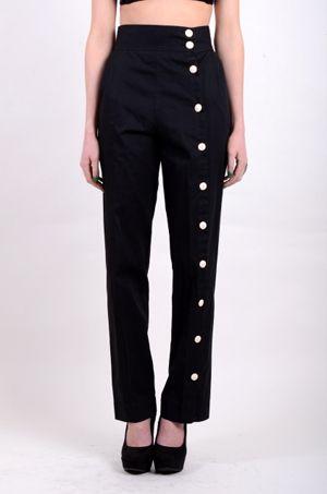 621c8380 vintage ysl high waist pants | Wish List | Yves saint laurent, Saint ...