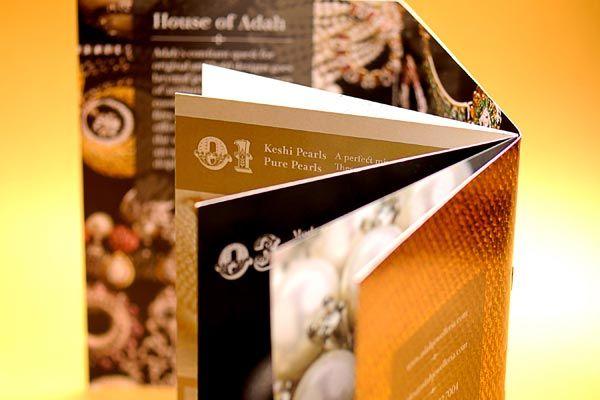 Jewelry Brochure Design Ideas  Eci    Brochures