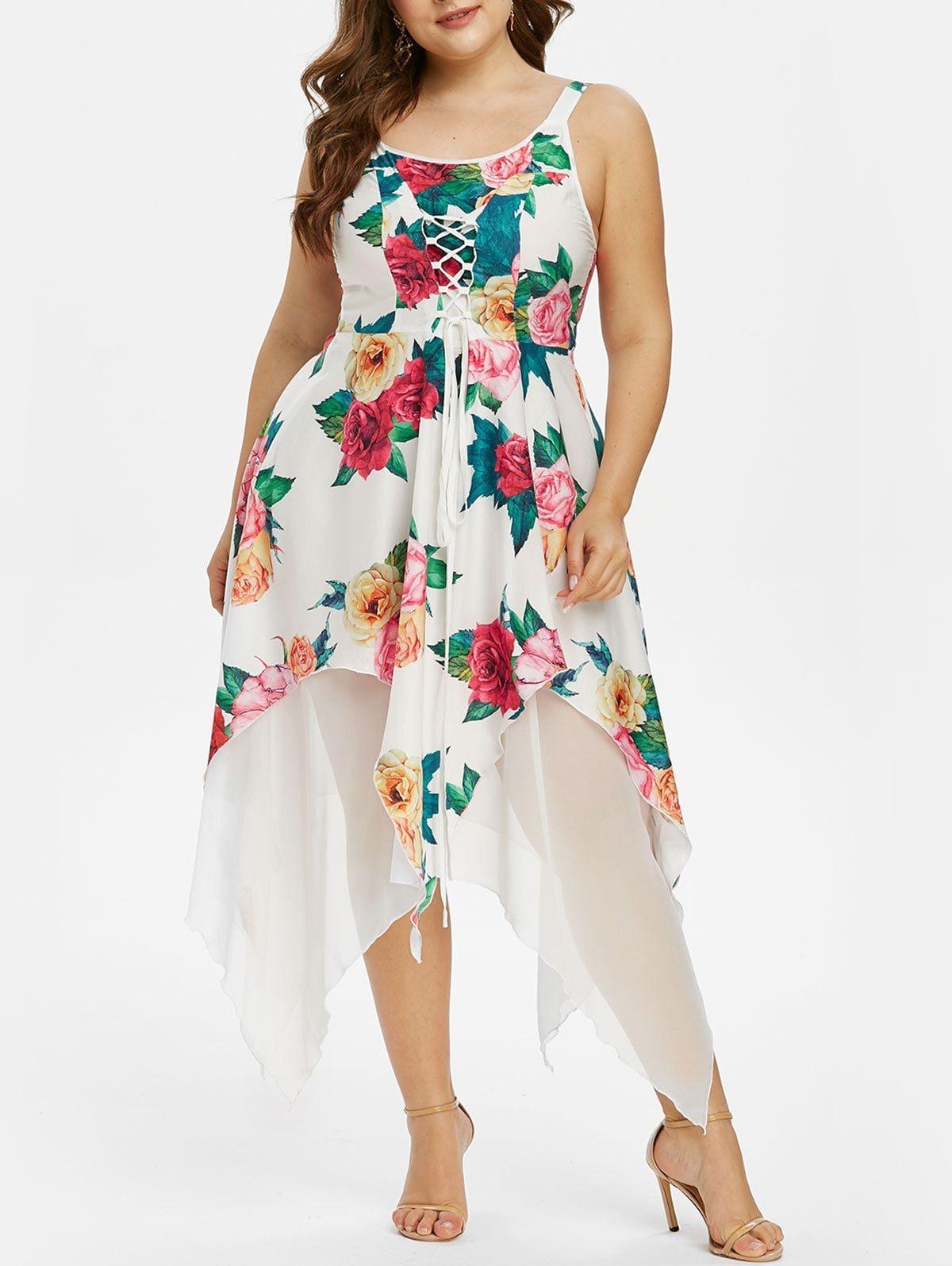 Pin on handkerchief dresses