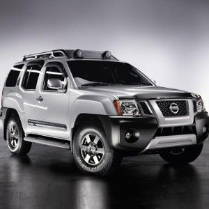The 2014 Nissan Xterra is seriously built for safety and
