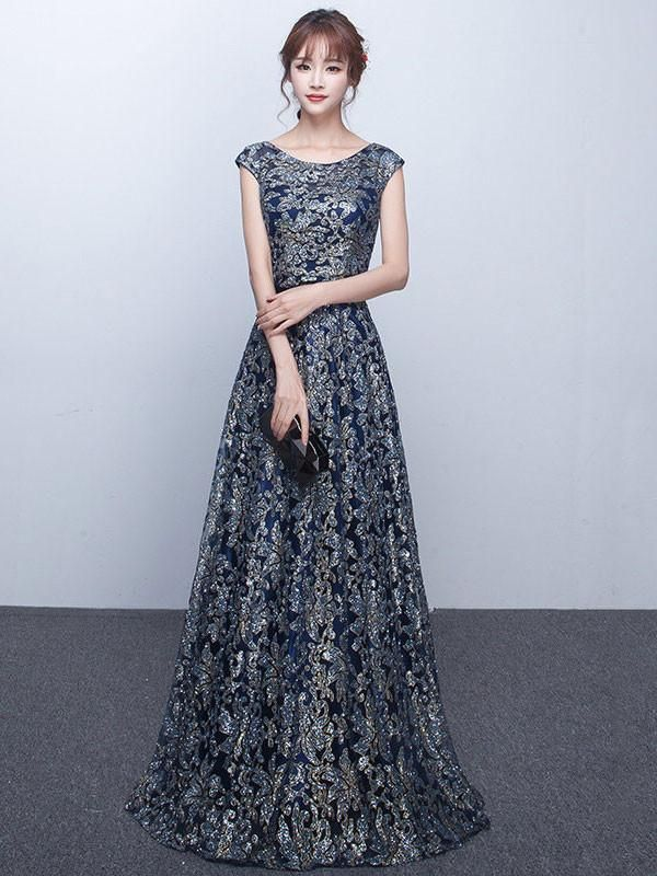 Elegant Long Formal Evening Dress Clothes Dresses Formal