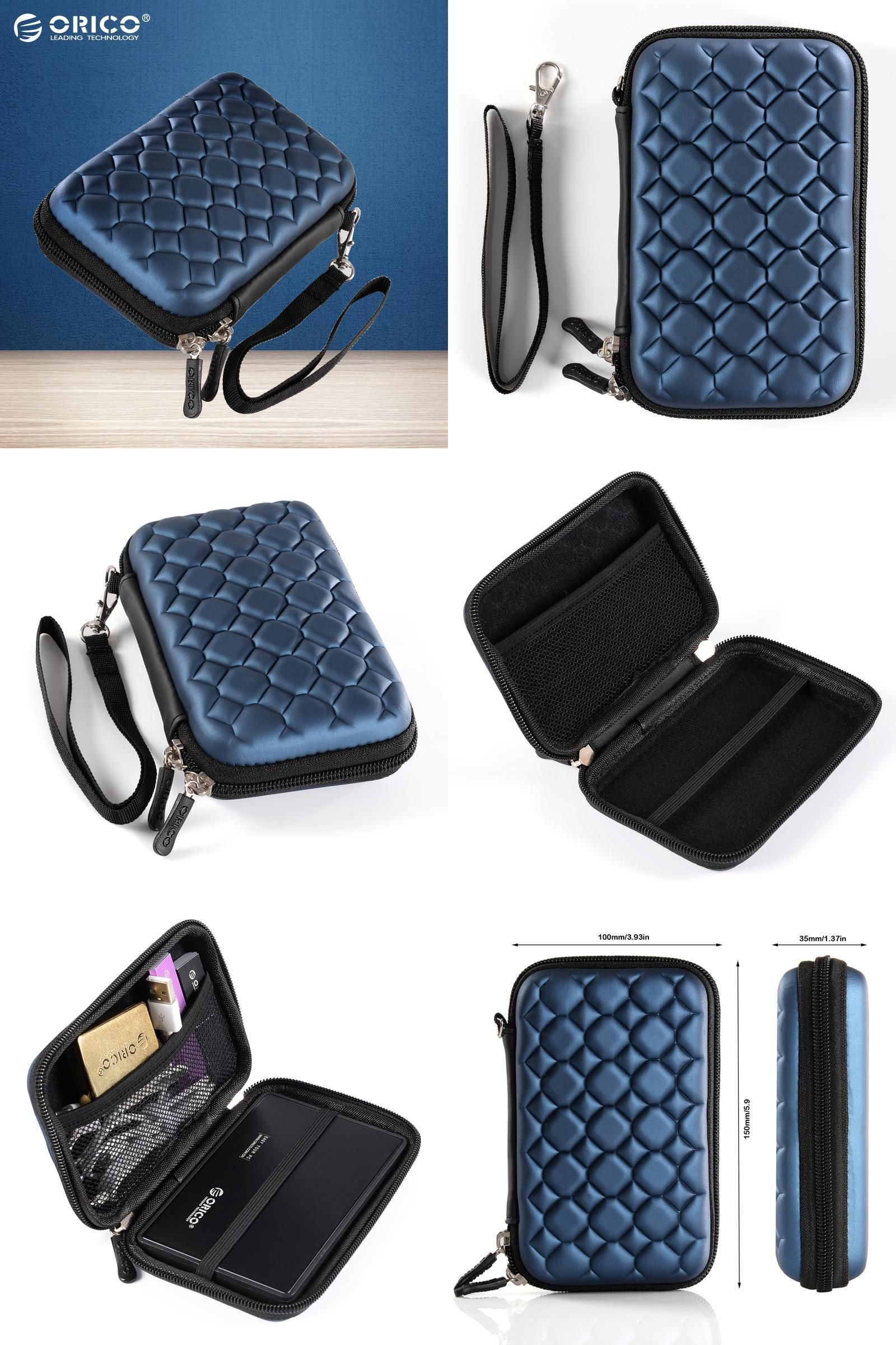 Visit To Buy Orico Phc 25 Bl Inch Protection Bag For Pouch Harddisk External