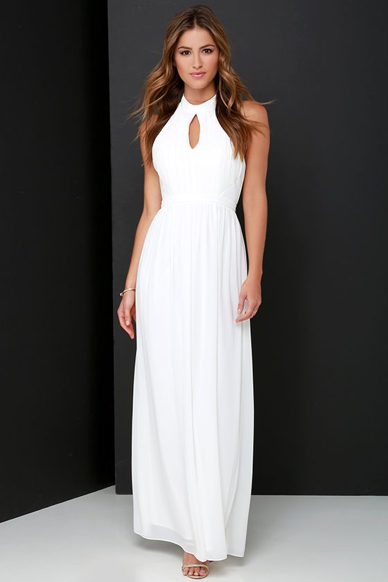 32a1f37434 ... long/maxi dress. Make a stunning debut on the dance floor or in the  ballroom
