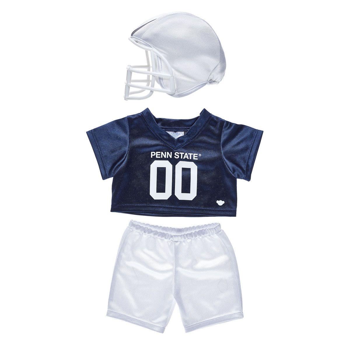 Pennsylvania State University Fan Set 3 Pc Products In 2019 Pennsylvania State University Sports Uniforms Football Uniforms