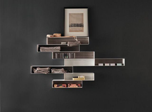 Italienisches Design im Badezimmer und eleganter Wellnessbereich - wohnzimmer italienisches design