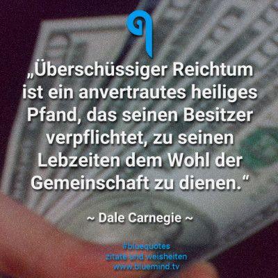 #bluequotes #dale #carnegie #weisheit #zitat #spruch #quote