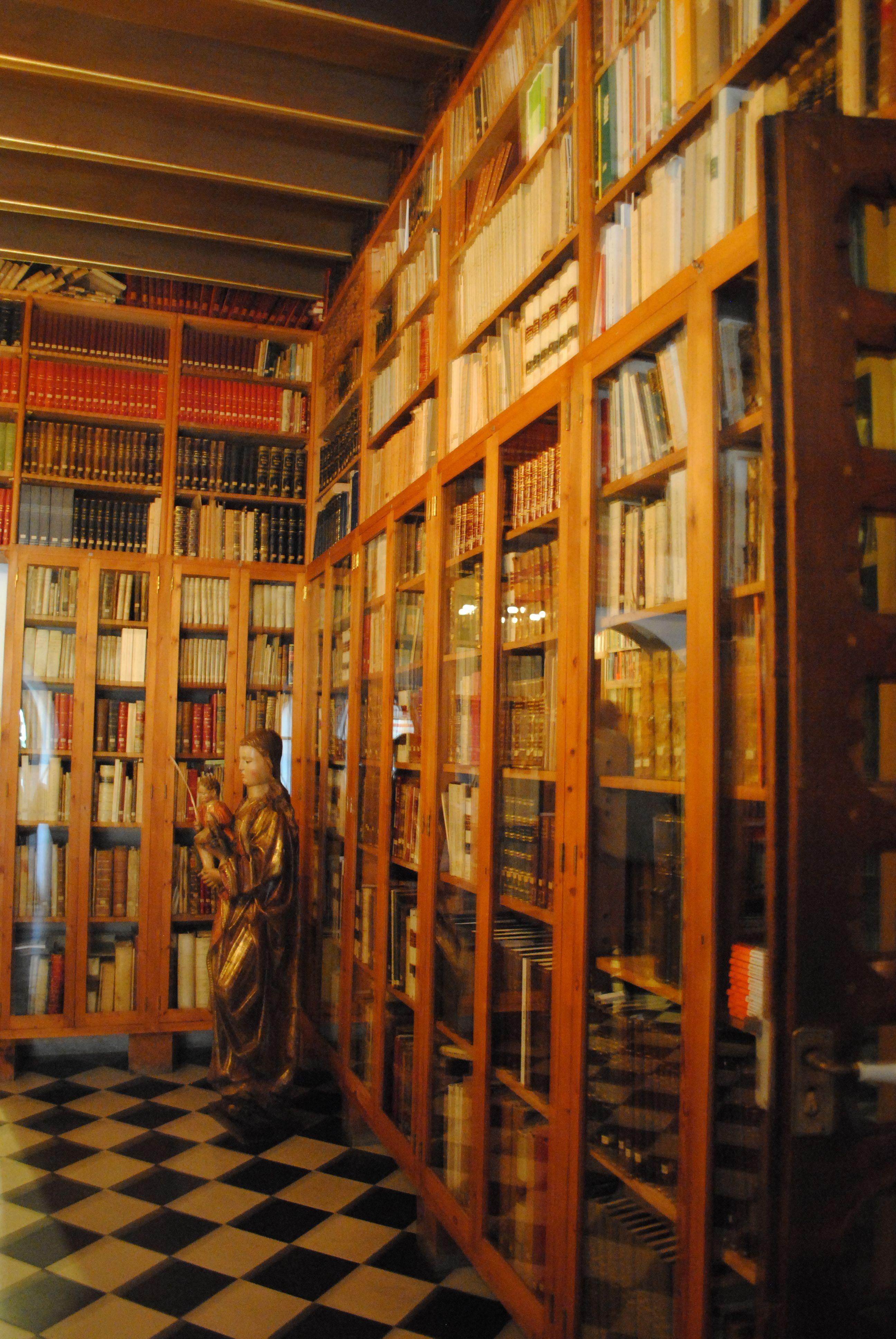 Biblioteca de Perelada
