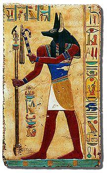 Anubis El Dios Cabeza De Chacal Vs Moises Con Imagenes Antiguo