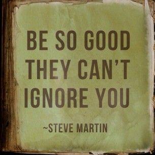 -Steve Martin