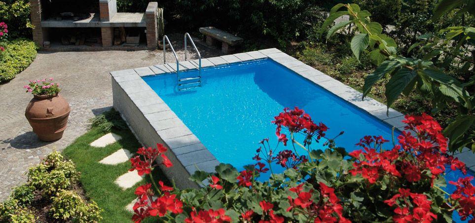 Scaletta piscina fuori terra dolcevita piscine seminterrate laghetto piscine pinterest - Scaletta per piscina fuori terra ...