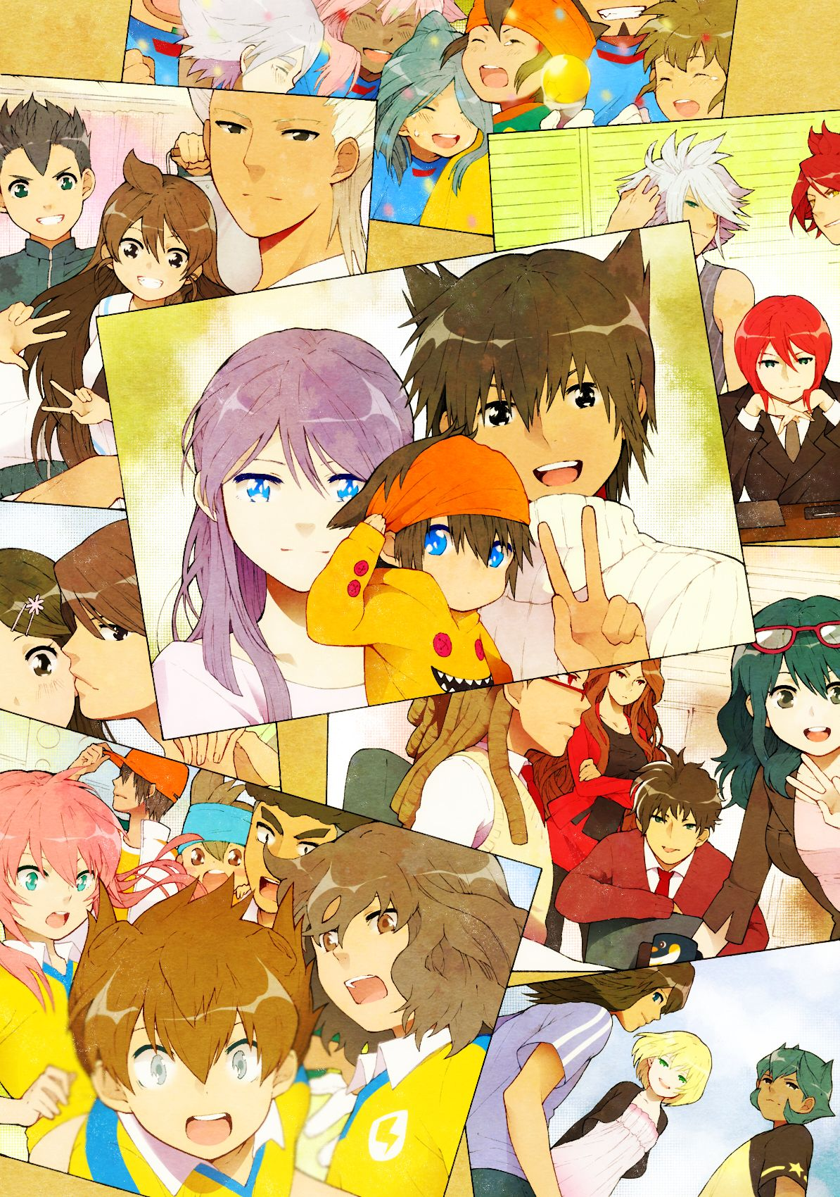 Inazuma Eleven Mobile Wallpaper 507394 Zerochan Anime Image