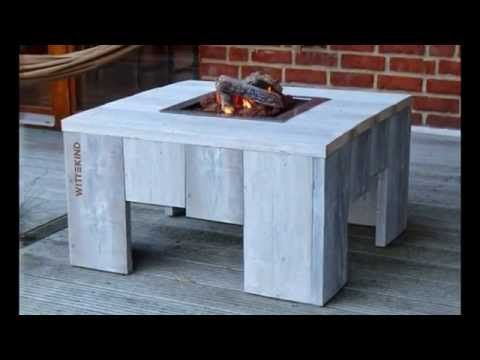 lounge tisch mit offenem feuer wittekind loungem bel design pinterest tisch garten und. Black Bedroom Furniture Sets. Home Design Ideas