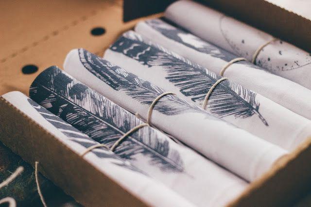 Introducing Norfolk artist and textile designer Lottie Day