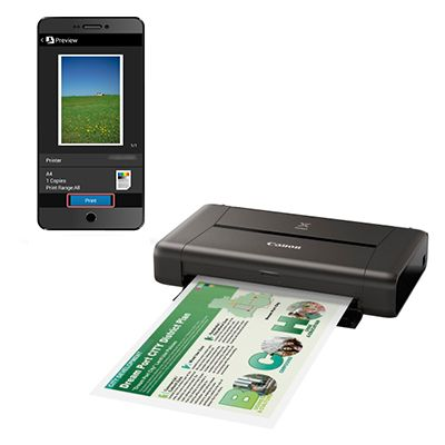 Canon Printer App for Android Conveniently supports