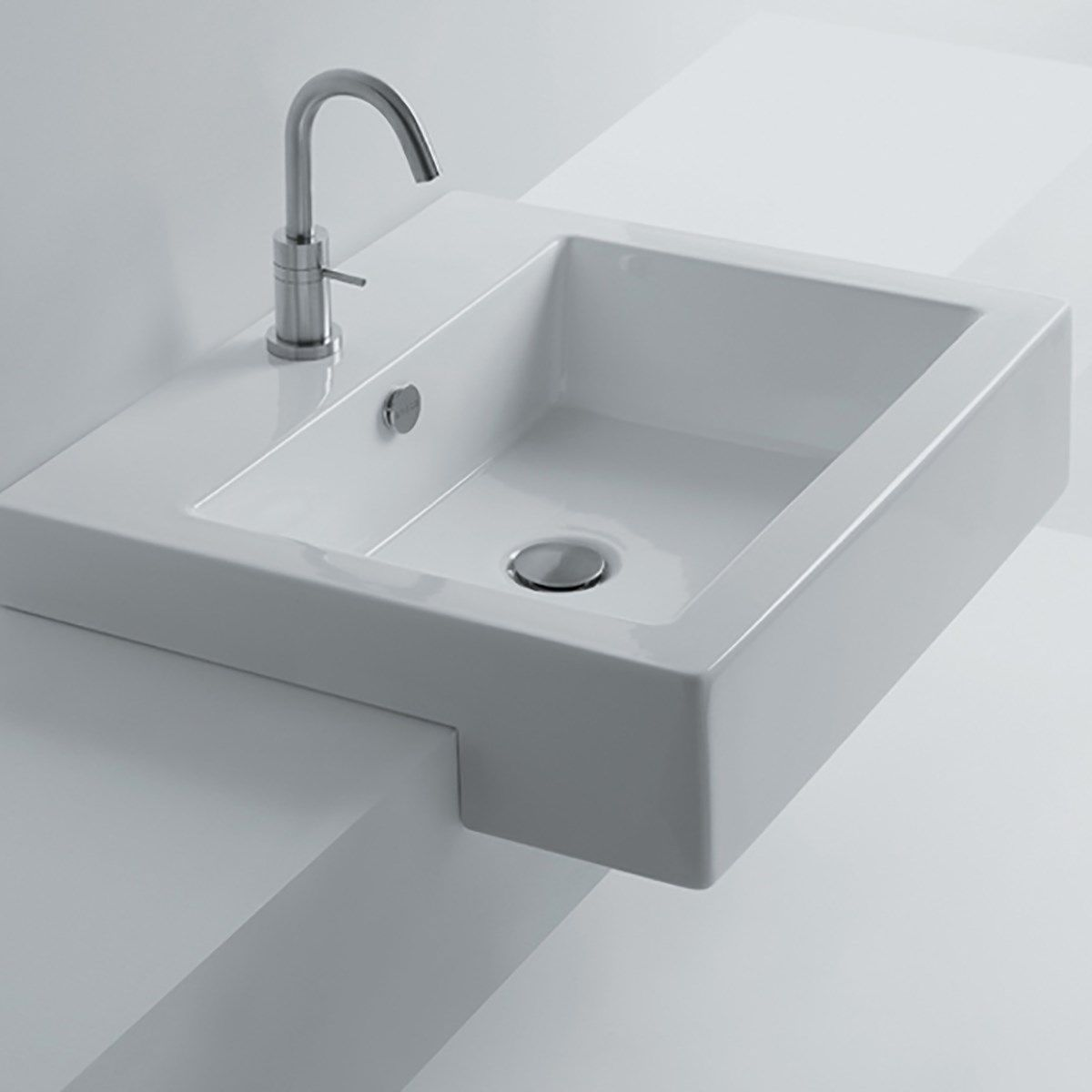 Ws Bath Collections Hox 48s Ws03801f Drop In Bathroom Sinks Bathroom Sink Bathroom Sink Design