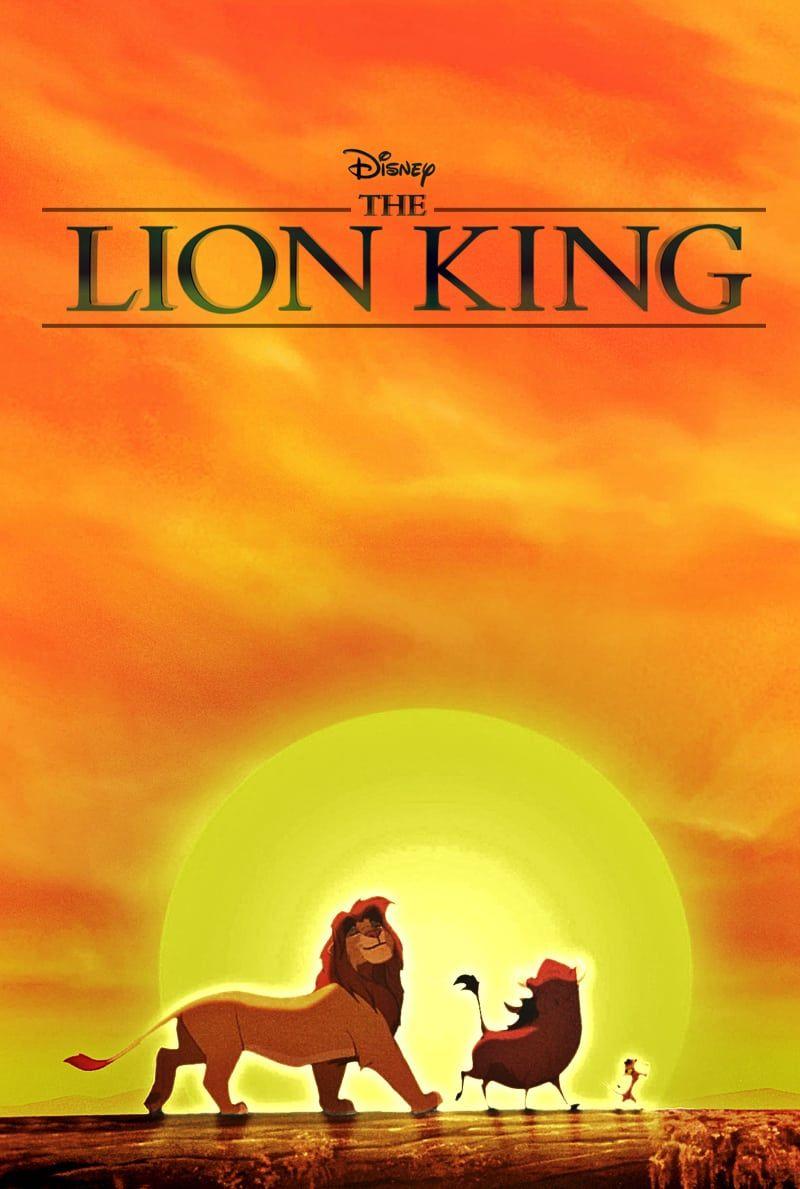 The Lion King Poster 1 1994 High Quality Hd Printable Wallpapers Simba With Timon And Pumba Lion King Poster The Lion King 1994 Lion King