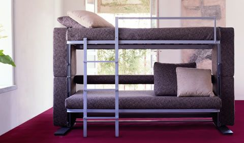 Terrys Fabrics Main Blog 13 Amazing Bunk Beds For Kids And Adults Convertible Furniture Bunk Bed Designs Couch Bunk Beds