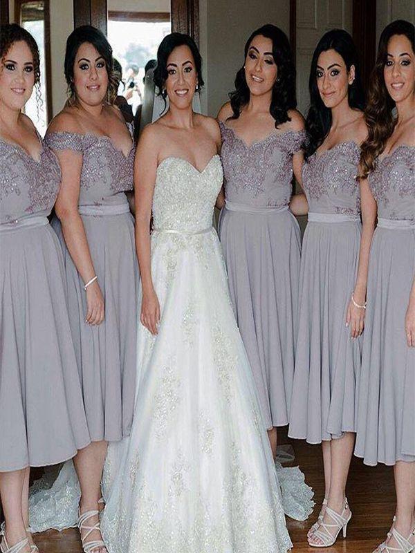 Pin On Short Bridesmaid Dress