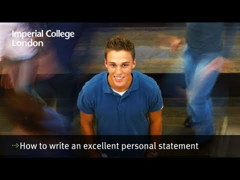 How To Write An Excellent Personal Statement Law School Essay Prompts Youtube