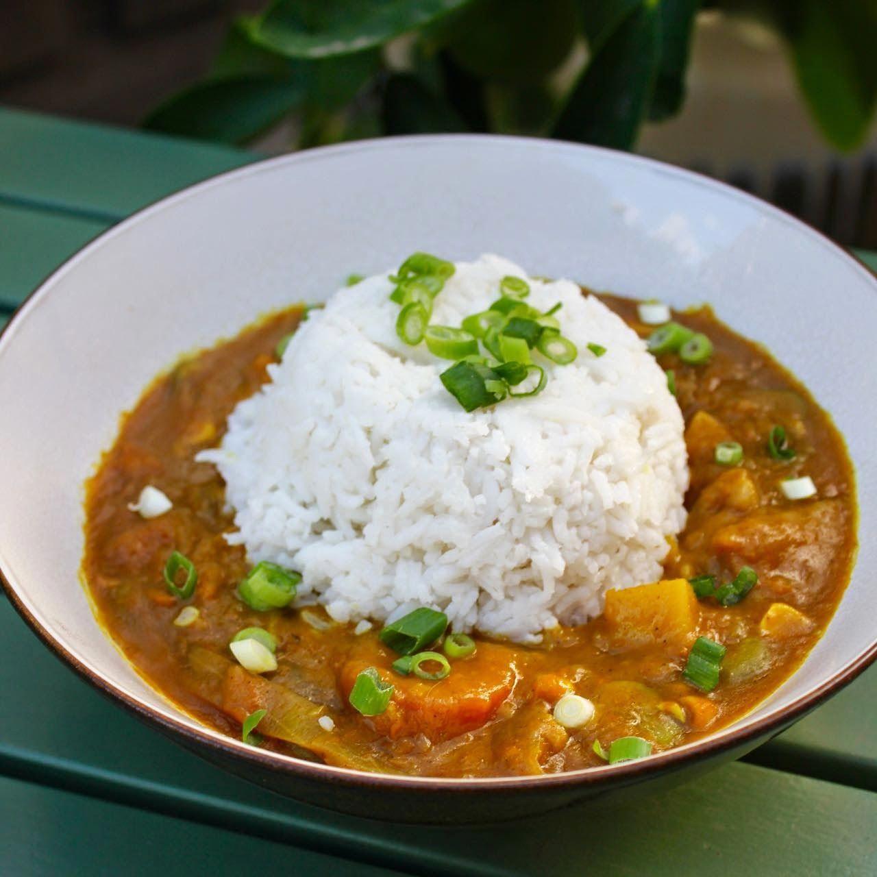 Green Gourmet Giraffe Vegetarian Japanese Curry Japanesedishes Japanese Vegetarian Recipes Vegetarian Japanese Curry Recipes Vegetarian