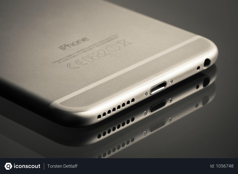 Free Bottom Of Iphone 6 Photo Iphone Apple Technology Smartphone Technology