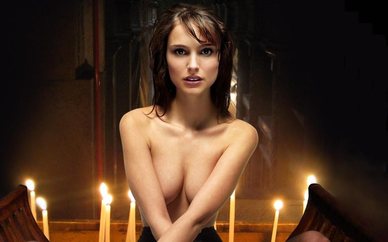 Ganz einfach - nackt: Natalie Portman traut sich - n-tvde