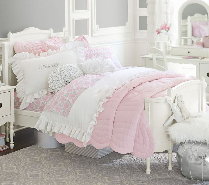 Pottery Barn Kids Ella Bed Home Decor Bedroom Furniture Home