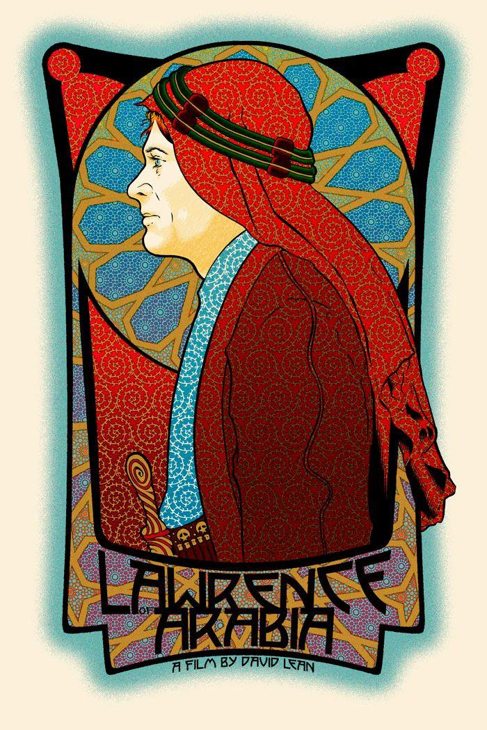 Lawrence Of Arabia By Chuck Sperry Lawrence Of Arabia Spoke Art Pop Culture Art
