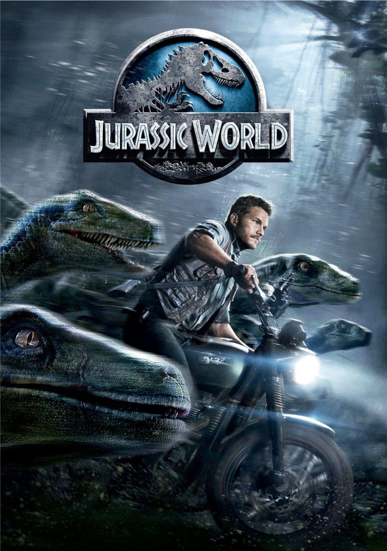 Jurassic World movie poster | Jurassic world movie, Jurassic world ...