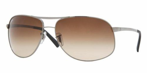 be004e11c53 Ray-Ban RB3387 Aviator Wrap Sunglasses 67 mm