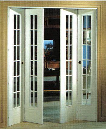 Resultado de imagen para puertas corredizas flexibles - Puertas acordeon madera ...