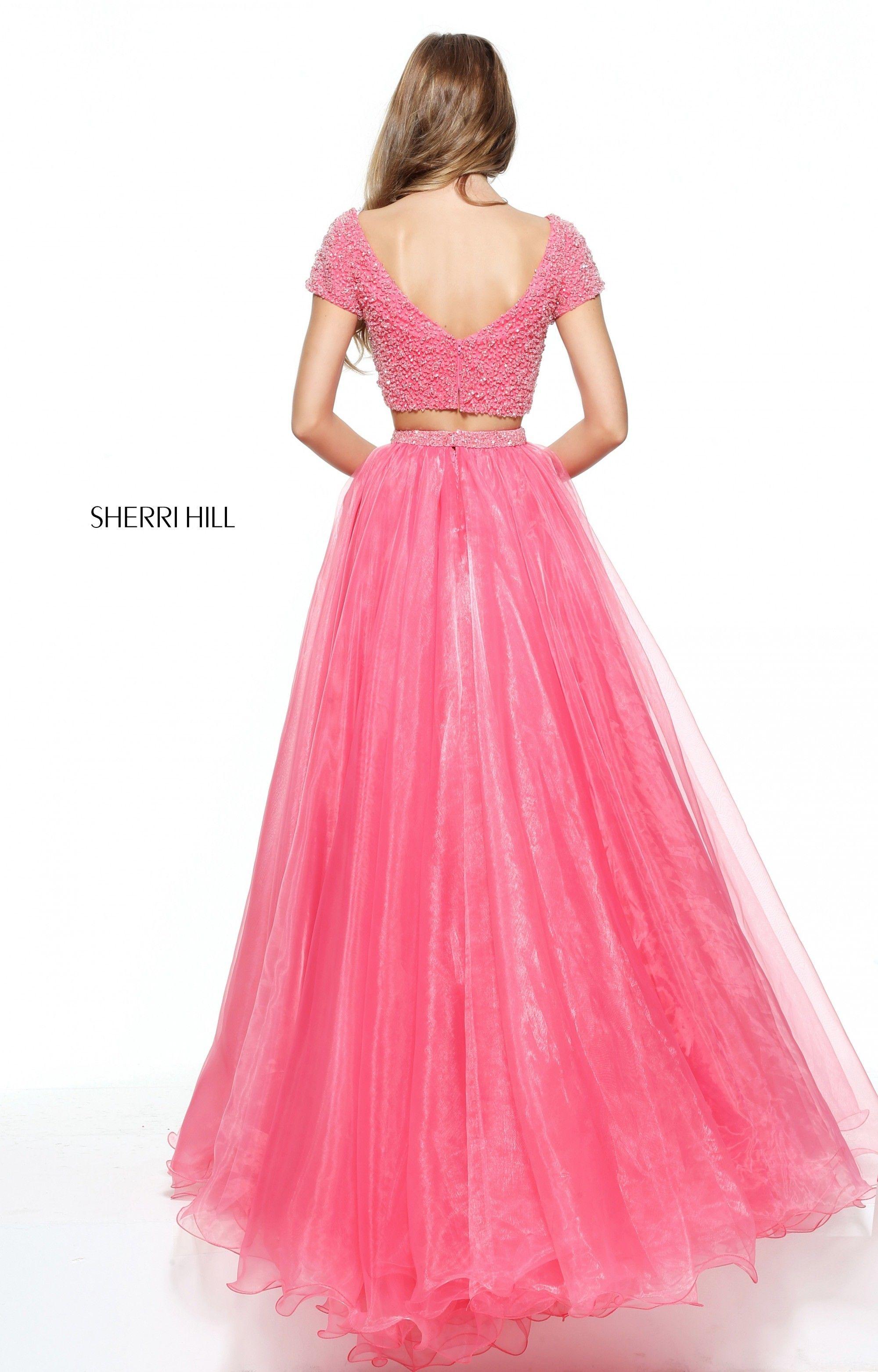 Sherri Hill 51039 Prom Dress | MadameBridal.com #sherri hill #prom dress #