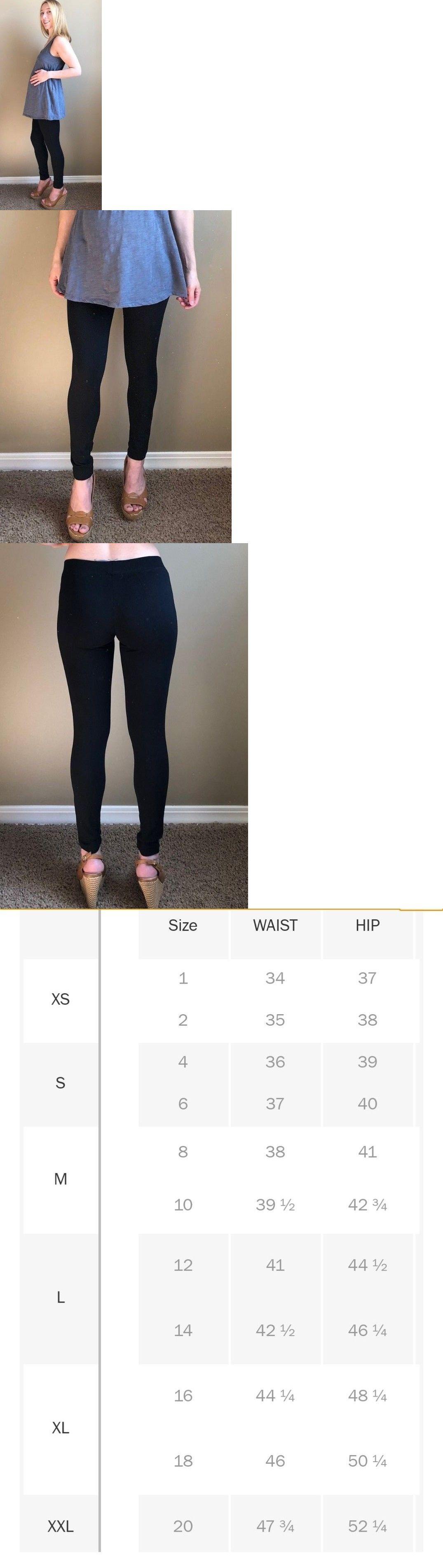 3069645e325c4 Leggings 46809: Old Navy Maternity Under Belly Leggings Xs -> BUY IT NOW  ONLY: $12.85 on #eBay #leggings #maternity #under #belly