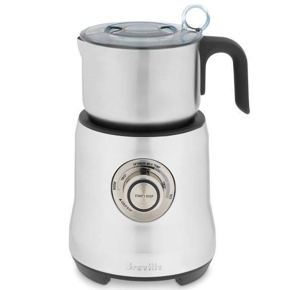 Breville Milk Cafe Electric Frother In 2020 Milk Cafe Breville Milk Cafe Milk Frother