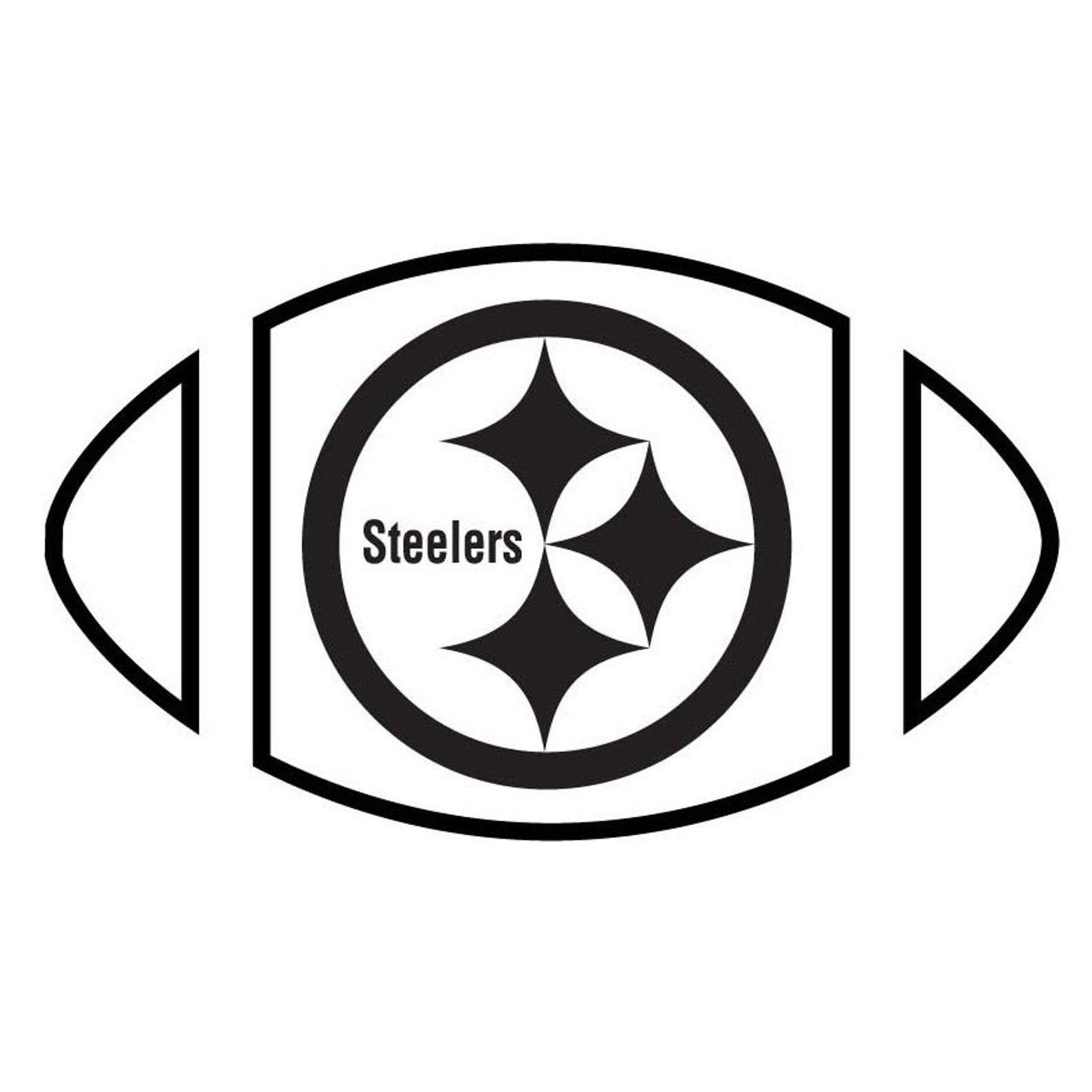 Pittsburgh Steelers Bumper Sticker Bumper Sticker Size Bumper Stickers Steelers [ 1000 x 1000 Pixel ]