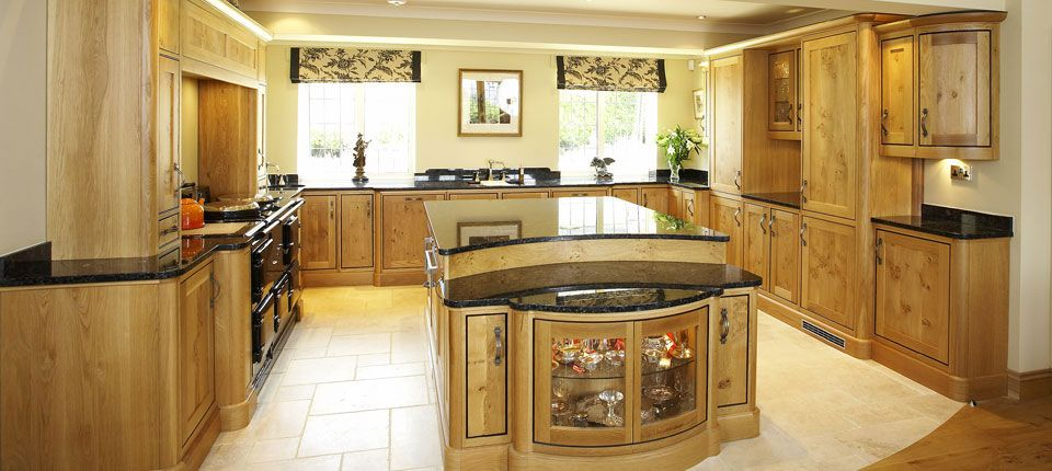 Kitchen Design Uk Luxury bespoke kitchens uk – oak kitchen, country kitchen, luxury oak