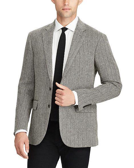 65a64c46e8bc Polo Linen-Blend Sport Coat - Sport Coats Sport Coats