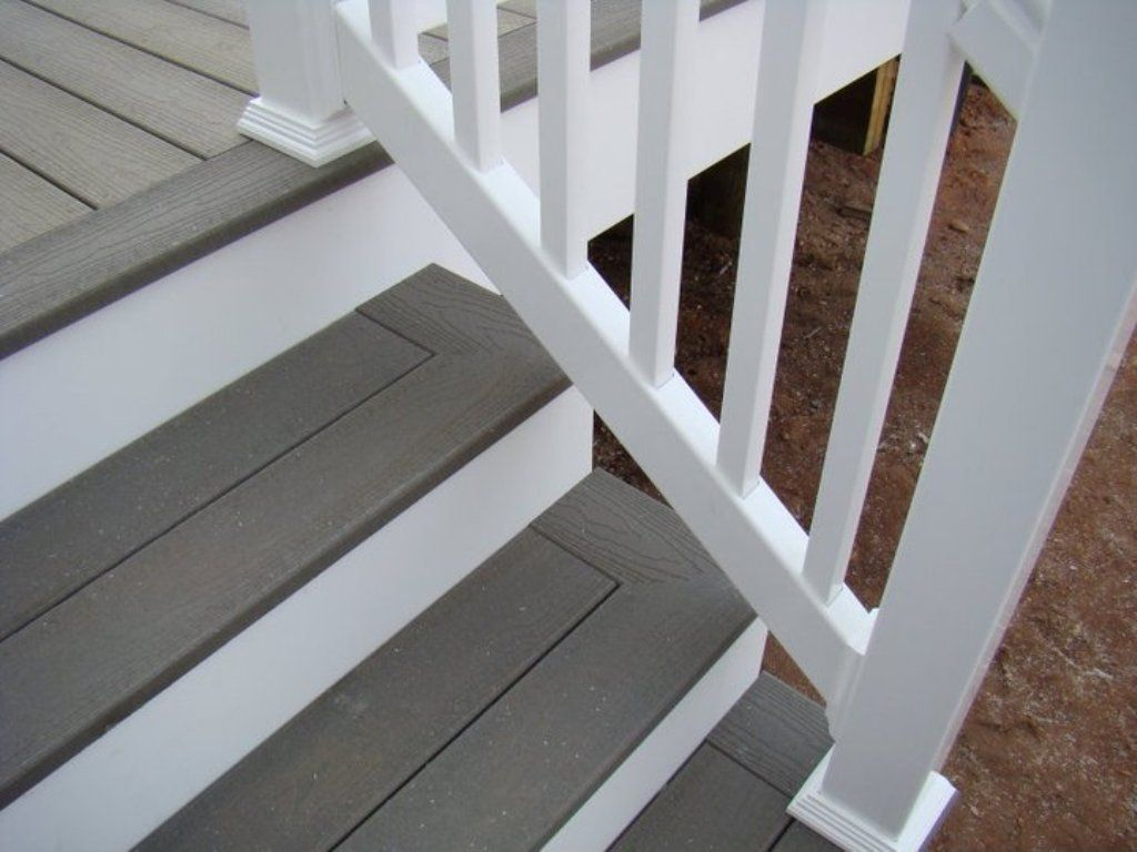 Pin By Jaime Hamel On Diy Projects Patio Stairs Porch Stairs Deck Steps