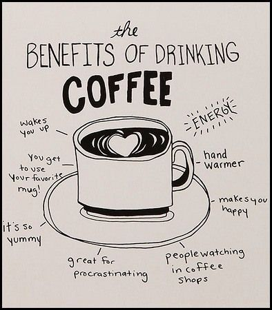 drink coffee quotes | Benefits of drinking coffee, Coffee ...